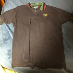 Hard Rock Cafe San Juan Polo Shirt Vintage Adult L